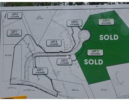 土地,用地 为 销售 在 7 Burgess Point Shores Wareham, 02571 美国