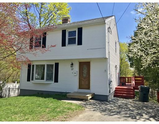 独户住宅 为 销售 在 37 Pakachoag Street Auburn, 马萨诸塞州 01501 美国