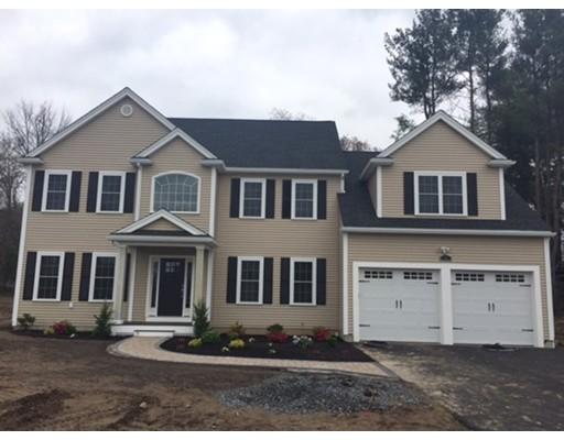 Частный односемейный дом для того Продажа на 6 FIELDSTONE WAY Framingham, Массачусетс 01701 Соединенные Штаты