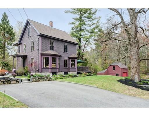 Casa Unifamiliar por un Venta en 100 Harris Street Acton, Massachusetts 01720 Estados Unidos