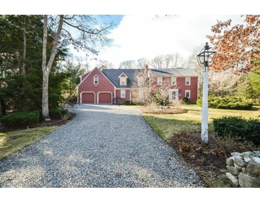 Casa Unifamiliar por un Venta en 145 White Oak Trail Barnstable, Massachusetts 02632 Estados Unidos