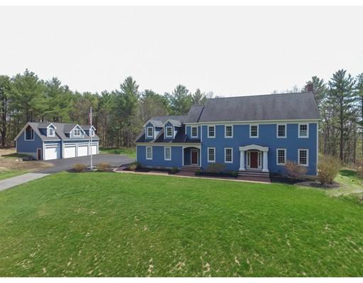 Casa Unifamiliar por un Venta en 103 River Road Lot A Topsfield, Massachusetts 01983 Estados Unidos