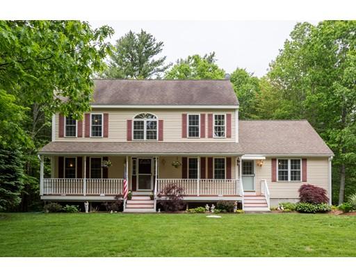 Single Family Home for Sale at 1 Farrar Lane Shirley, Massachusetts 01464 United States