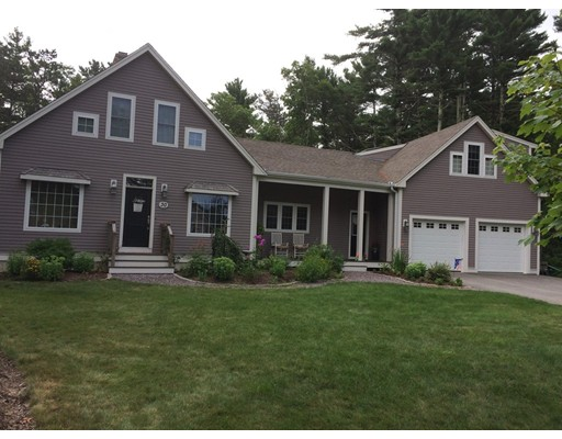 Single Family Home for Sale at 30 Monument Ponds Path Plymouth, Massachusetts 02360 United States