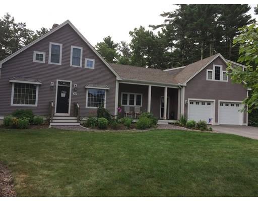 Casa Unifamiliar por un Venta en 30 Monument Ponds Path Plymouth, Massachusetts 02360 Estados Unidos