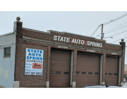 商用 为 销售 在 447 2nd Street 447 2nd Street Everett, 马萨诸塞州 02149 美国