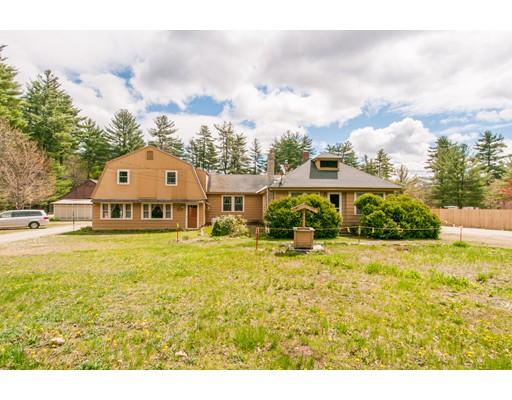 独户住宅 为 销售 在 451 Silver Lake Road Hollis, 新罕布什尔州 03049 美国