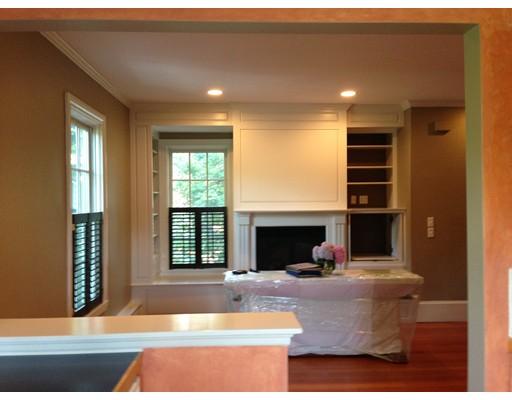 Casa Unifamiliar por un Alquiler en 21 Kent Street Brookline, Massachusetts 02445 Estados Unidos