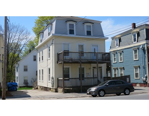 Multi-Family Home for Sale at 420 Main Street Haverhill, Massachusetts 01830 United States