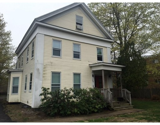 Single Family Home for Rent at 164 West Central Street Natick, Massachusetts 01760 United States