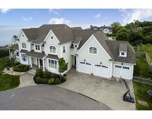 Частный односемейный дом для того Продажа на 6 Deep Run Cohasset, Массачусетс 02025 Соединенные Штаты