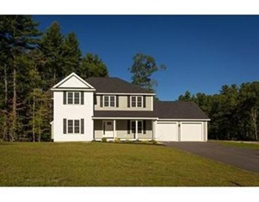 Частный односемейный дом для того Продажа на 17 Hyde Road 17 Hyde Road Charlton, Массачусетс 01507 Соединенные Штаты