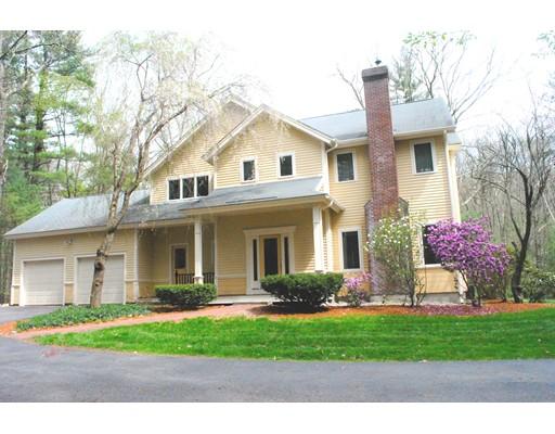 Maison unifamiliale pour l Vente à 38 Smallwood Circle Boylston, Massachusetts 01505 États-Unis