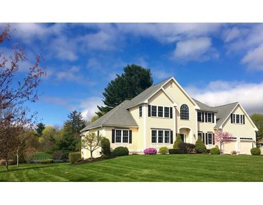 Частный односемейный дом для того Продажа на 10 Canterbury Lane Groton, Массачусетс 01450 Соединенные Штаты