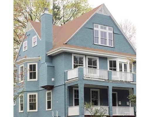 Single Family Home for Rent at 592 Huron Avenue Cambridge, Massachusetts 02138 United States