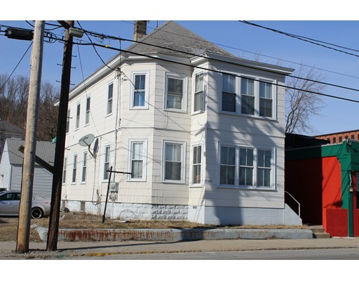 Multi-Family Home for Sale at 447 River Street Haverhill, Massachusetts 01832 United States