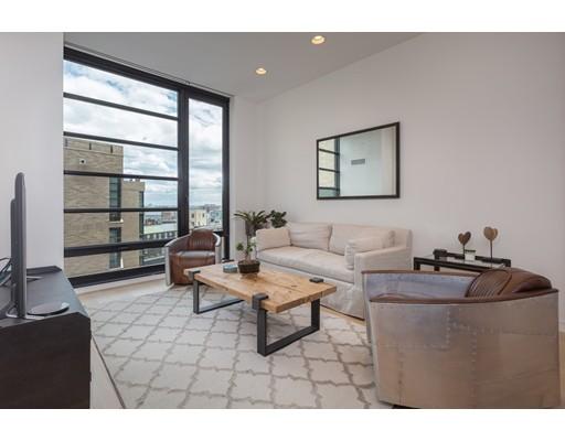 Single Family Home for Rent at 580 Washington Street Boston, Massachusetts 02111 United States