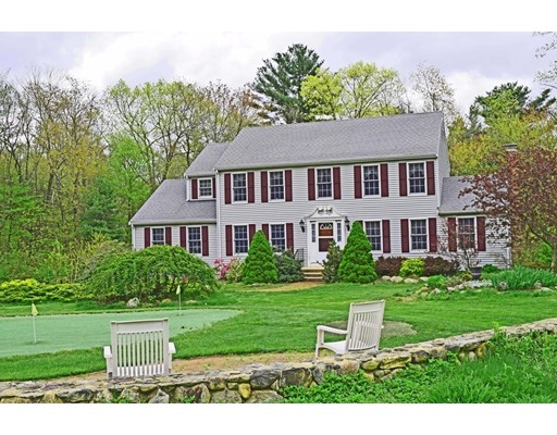 Single Family Home for Sale at 37 East Bare Hill Road 37 East Bare Hill Road Harvard, Massachusetts 01451 United States