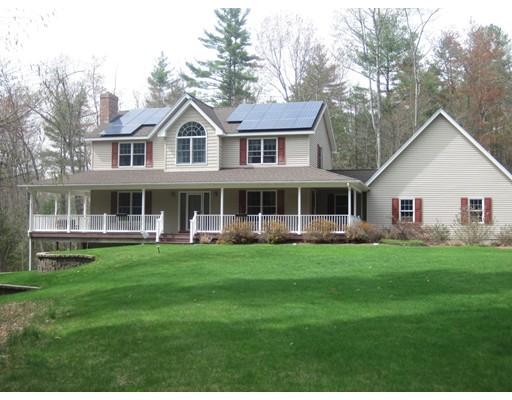 Частный односемейный дом для того Продажа на 45 Babcock Tavern Road Ware, Массачусетс 01082 Соединенные Штаты