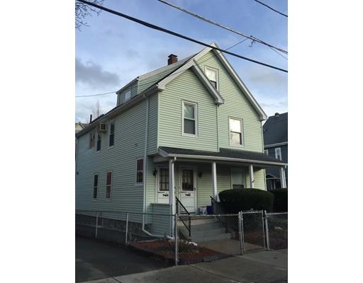 多户住宅 为 销售 在 72 Judson Street 莫尔登, 马萨诸塞州 02148 美国