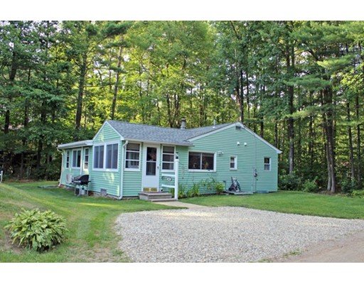 Single Family Home for Sale at 43 Merrill Drive 43 Merrill Drive Shutesbury, Massachusetts 01072 United States