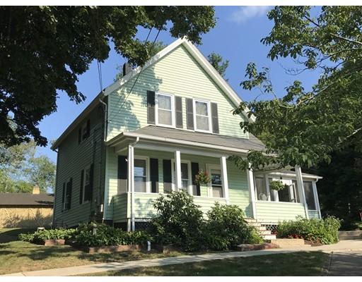 Single Family Home for Sale at 1336 Park Street Attleboro, Massachusetts 02703 United States