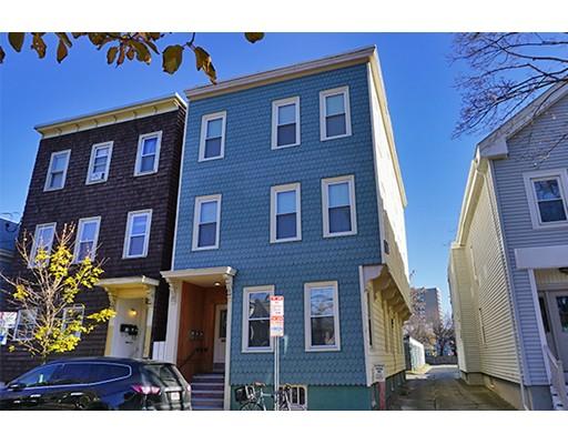Single Family Home for Rent at 18 Harding Street Cambridge, Massachusetts 02141 United States