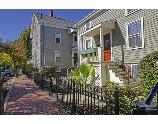 Single Family Home for Rent at 117 Pleasant Street Cambridge, Massachusetts 02139 United States