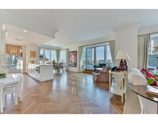 独户住宅 为 出租 在 400 Streetuart Street 波士顿, 02116 美国