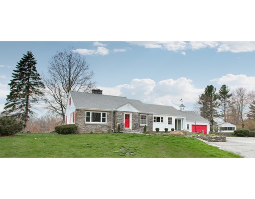 Vivienda unifamiliar por un Venta en 35 Ragged Hill Road Pomfret, Connecticut 06259 Estados Unidos