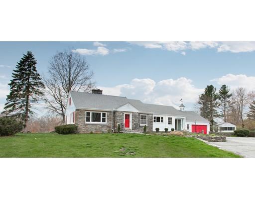 Casa Unifamiliar por un Venta en 35 Ragged Hill Road Pomfret, Connecticut 06259 Estados Unidos