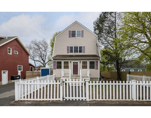 Single Family Home for Sale at 108 Range Avenue Lynn, 01904 United States