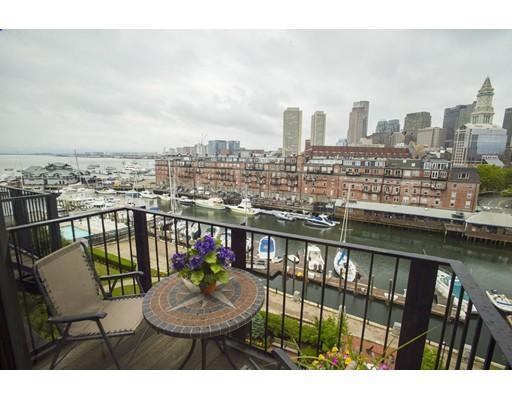 Casa Unifamiliar por un Alquiler en 28 Atlantic Avenue Boston, Massachusetts 02110 Estados Unidos