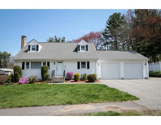 Casa Unifamiliar por un Venta en 81 Juniper Drive Norwood, Massachusetts 02062 Estados Unidos