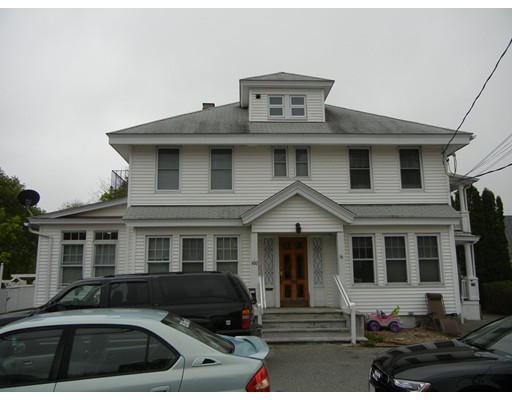 Multi-Family Home for Sale at 160 Berkeley Street Lawrence, 01841 United States