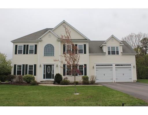Casa Unifamiliar por un Venta en 12 Pine Acres Drive Bellingham, Massachusetts 02019 Estados Unidos