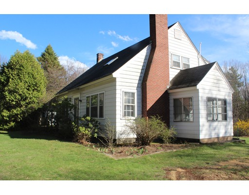 Single Family Home for Sale at 67 Winchendon Road Ashburnham, Massachusetts 01430 United States