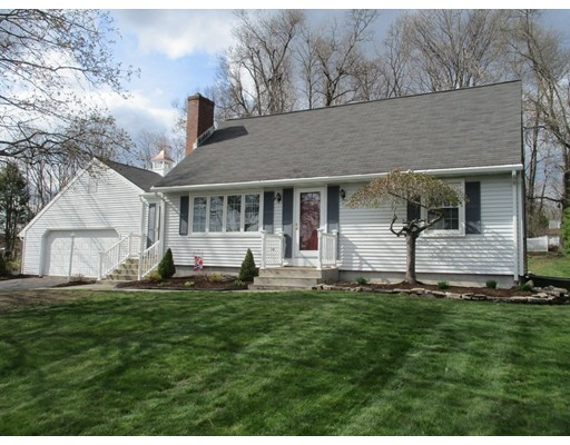 Single Family Home for Sale at 78 Elmar Drive Agawam, Massachusetts 01030 United States