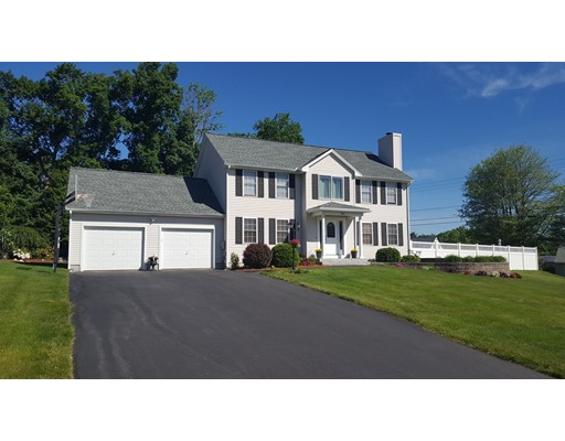 Single Family Home for Sale at 1 Carle Drive Dracut, Massachusetts 01826 United States
