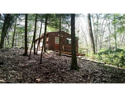 土地 为 销售 在 Pole Bridge Road Woodstock, 康涅狄格州 06281 美国
