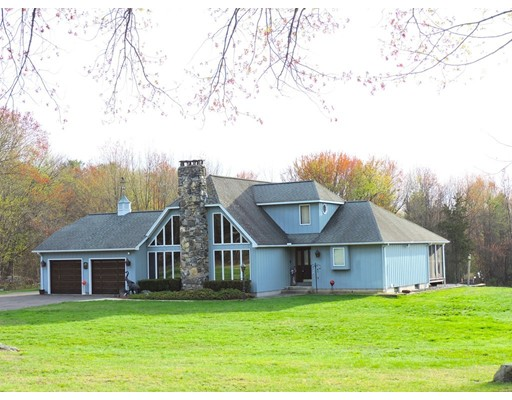 Single Family Home for Sale at 60 Chilson Road Wilbraham, Massachusetts 01095 United States