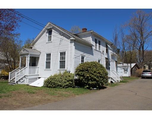 Многосемейный дом для того Продажа на 6 Williams Street 6 Williams Street Williamsburg, Массачусетс 01096 Соединенные Штаты