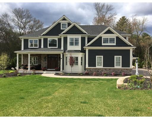 Single Family Home for Sale at 34 Covered Bridge Wayland, Massachusetts 01778 United States
