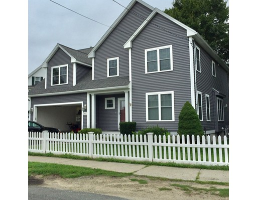 Single Family Home for Rent at 46 Loring Avenue Winchester, Massachusetts 01890 United States