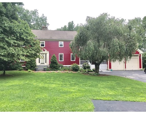 Single Family Home for Sale at 7 LOVETT CIRCLE Oxford, Massachusetts 01540 United States