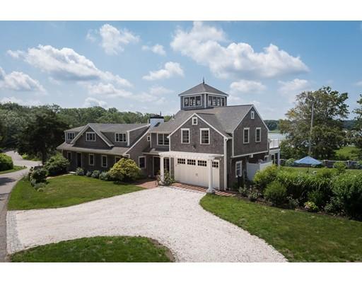 Single Family Home for Sale at 2 Sheldon Road Cohasset, Massachusetts 02025 United States