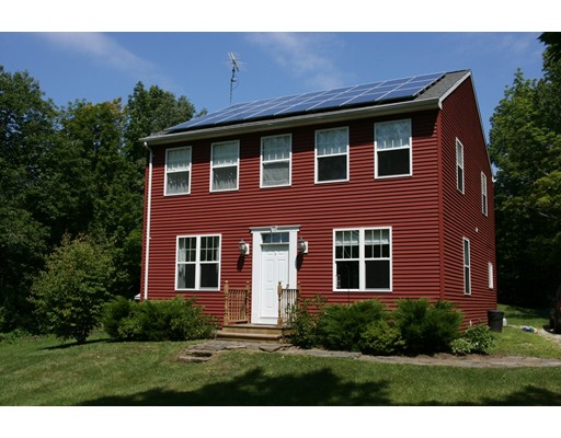 Single Family Home for Sale at 424 Main Road Chesterfield, Massachusetts 01012 United States