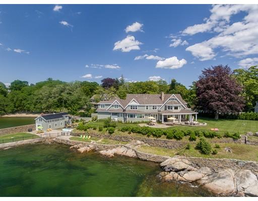 Частный односемейный дом для того Продажа на 46 Prince Street Beverly, Массачусетс 01915 Соединенные Штаты