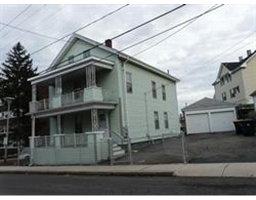 Multi-Family Home for Sale at 72 Whipple Street Fall River, Massachusetts 02721 United States
