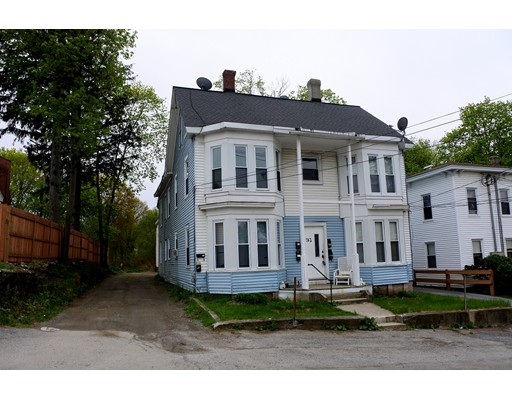 Multi-Family Home for Sale at 183 Pleasant Street 183 Pleasant Street Clinton, Massachusetts 01510 United States